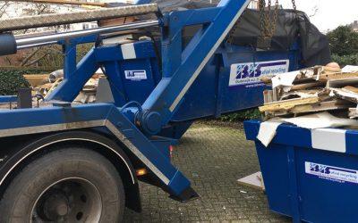 B&B Afval Recycling BV nieuwe hoofdsponsor v.v. Schoonebeek