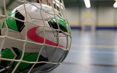 Schoonebeek als nummer 2 door naar kwartfinales van Protos Weering zaalvoetbaltoernooi