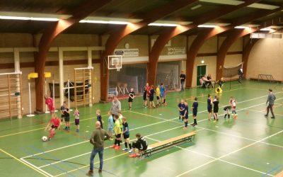 Zaterdagmiddag heeft de jeugd weer een leuke sportolympiade beleeft!