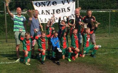 Schoonebeek JO11-2 kampioen!