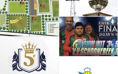 Zaterdag 2 juni de BEKERFINALE Schoonebeek 2 tegen Blauw Wit'34 5